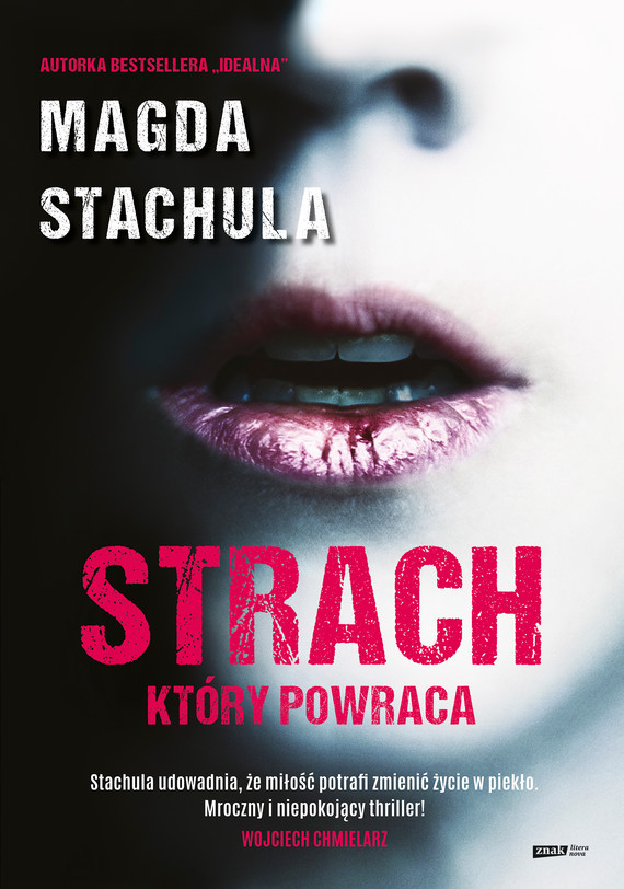 okładka Strach, który powracaebook   epub, mobi   Magda Stachula