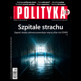 okładka AudioPolityka Nr 17 z 22 kwietnia 2020 roku, Audiobook | Polityka