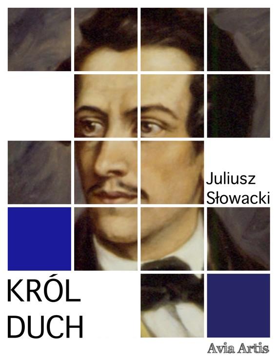 okładka Król duchebook   epub, mobi   Juliusz Słowacki