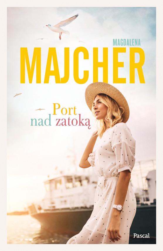 okładka Port nad zatoką, Ebook | Magdalena Majcher