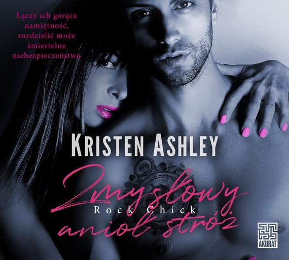 okładka Zmysłowy anioł stróżaudiobook   MP3   Kristen Ashley