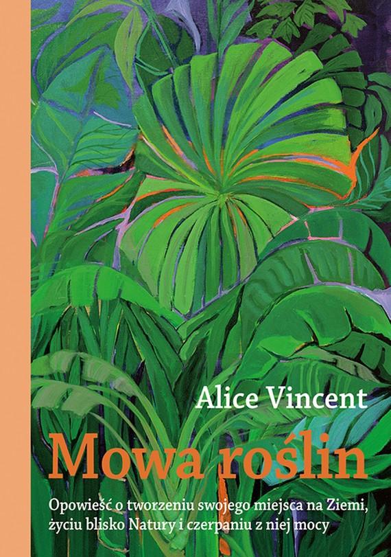 okładka Mowa roślinebook | epub, mobi | Vincent Alice