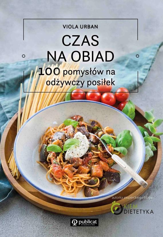 okładka Czas na obiad., Ebook | Urban Viola
