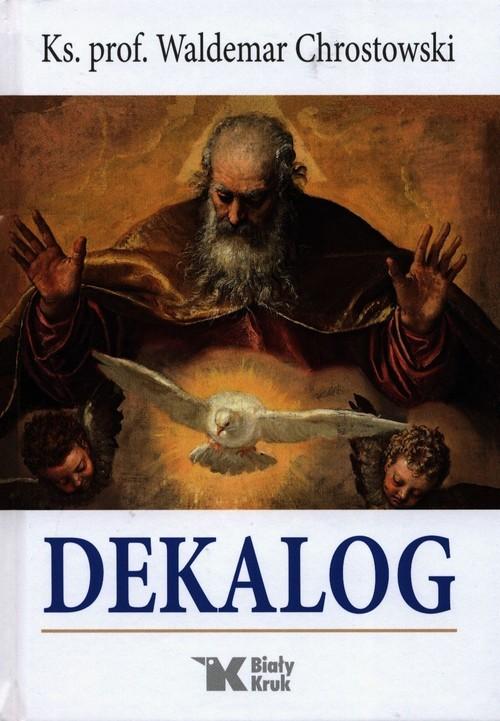 okładka Dekalog, Książka | prof Waldemar Chrostowski