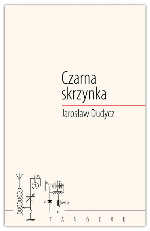 okładka Czarna skrzynka, Książka | Dudycz Jarosław