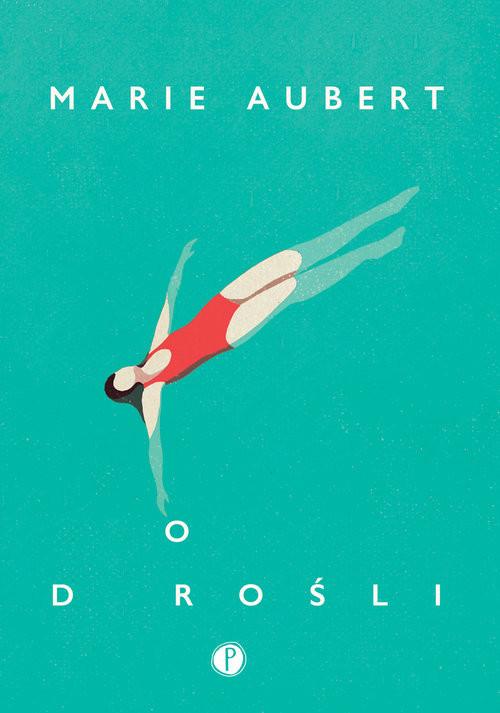 okładka Dorośli, Książka | Marie Aubert