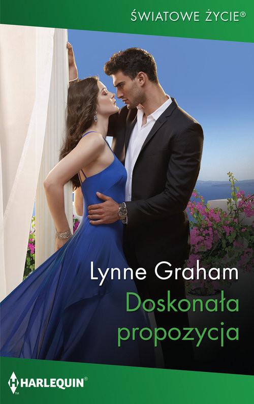 okładka Doskonała propozycja, Książka   Lynne Graham