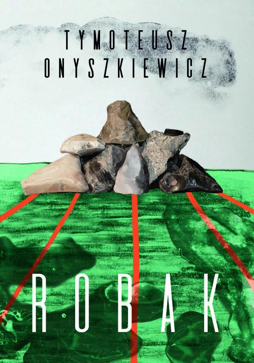 okładka Robak, Książka | Tymoteusz Onyszkiewicz