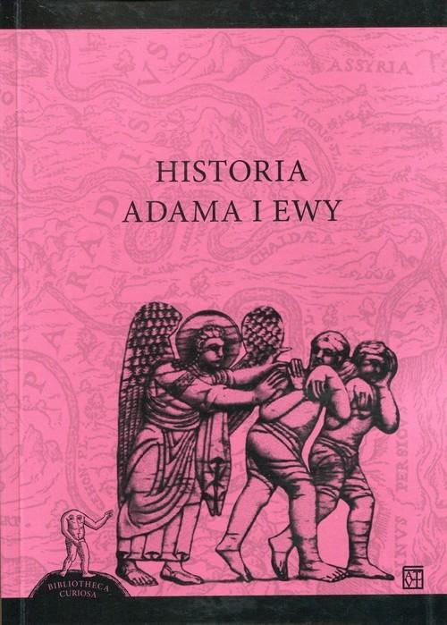 okładka Historia Adama i Ewy, Książka |