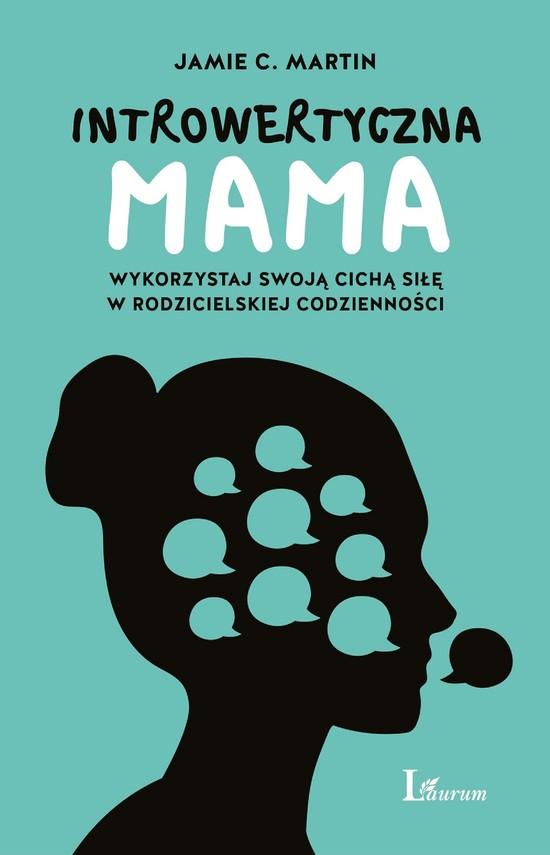 okładka Introwertyczna mamaebook | epub, mobi | Jamie C. Martin