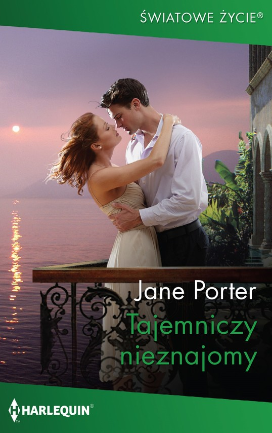 okładka Tajemniczy nieznajomyebook | epub, mobi | Jane Porter