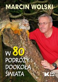 okładka W 80 podróży dookoła świata, Książka  