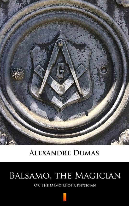 okładka Balsamo, the Magicianebook   epub, mobi   Alexandre Dumas