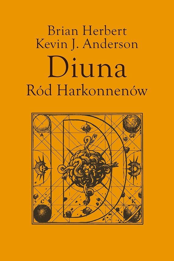 okładka Diuna. Ród Harkonnenów, Ebook | Brian Herbert, Kevin J. Anderson