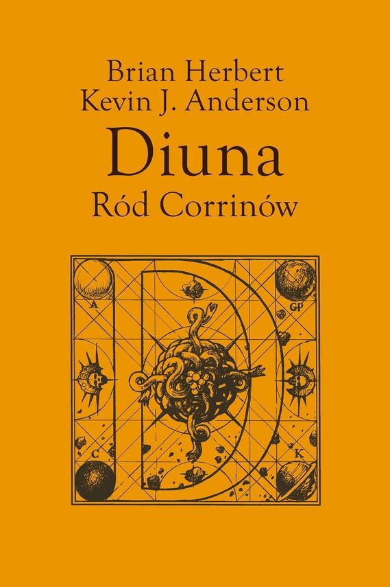 okładka Diuna. Ród Corrinów, Ebook | Brian Herbert, Kevin J. Anderson