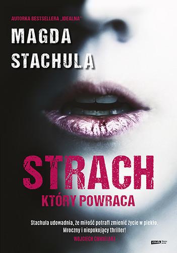 okładka Strach, który powracaksiążka |  | Magda Stachula