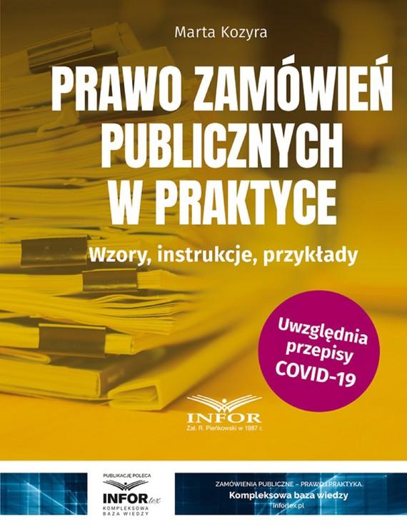 okładka Prawo zamówień publicznych w praktyce, Ebook   Marta Kozyra