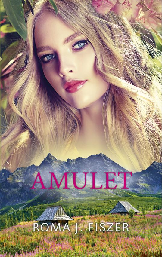 okładka Amulet, Ebook | Roma J. Fiszer