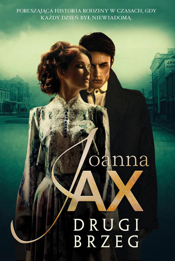 okładka Drugi brzeg, Ebook | Joanna Jax
