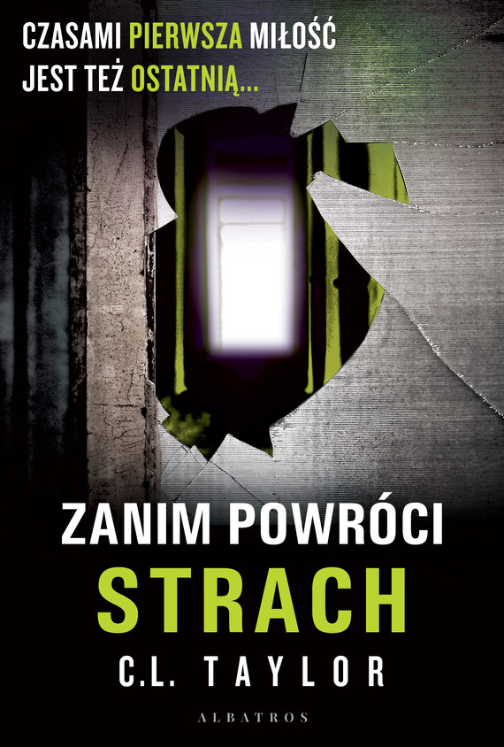 okładka Zanim powróci strachebook | epub, mobi | C.L. Taylor