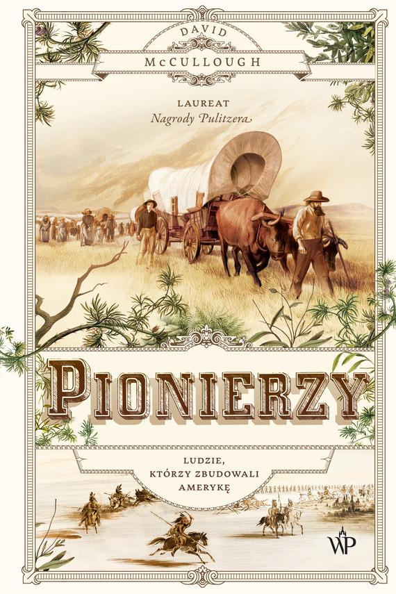 okładka Pionierzy, Ebook   David McCullough