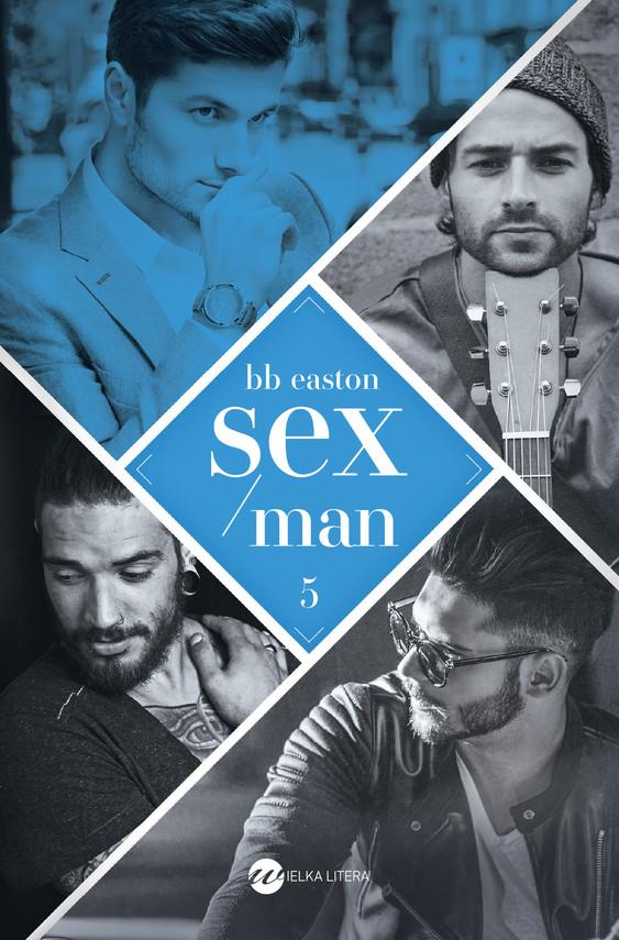 okładka Sex/Manebook | epub, mobi | BB Easton