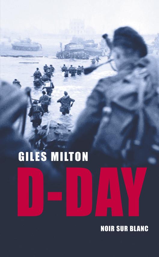 okładka D-Day, Ebook | Giles Milton
