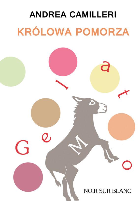 okładka Królowa Pomorza i inne historie z Vigatyebook | epub, mobi | Andrea Camilleri