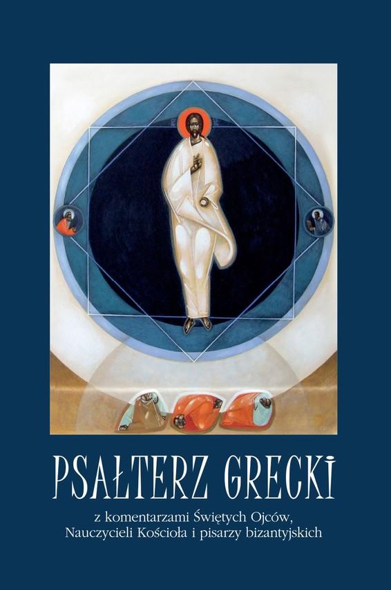 okładka Psałterz greckiebook | epub, mobi | Paprocki Henryk