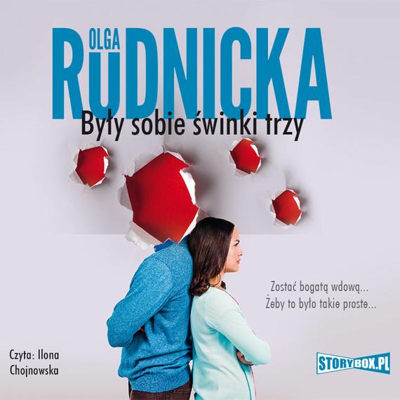 okładka Były sobie świnki trzy, Audiobook | Olga Rudnicka