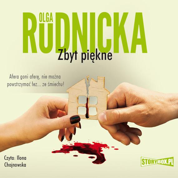 okładka Zbyt piękneaudiobook   MP3   Olga Rudnicka