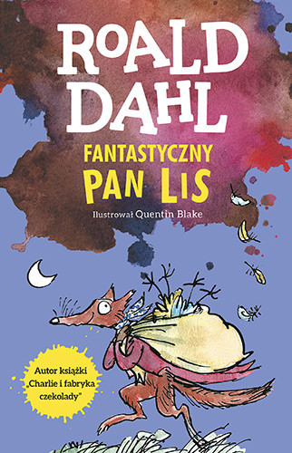 okładka Fantastyczny Pan Lis [wyd. 2020], Książka | Roald Dahl