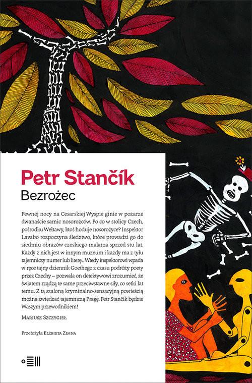 okładka Bezrożecksiążka      Petr Stančík