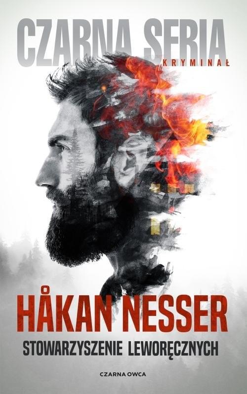 okładka Stowarzyszenie leworęcznych, Książka | Håkan Nesser