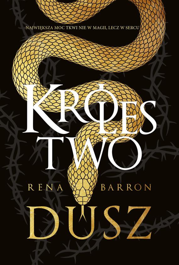 okładka Królestwo dusz, Ebook | Rena Barron