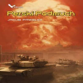 okładka Perski Podmuch, Audiobook   Jakub Pawełek