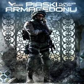 okładka Piaski Armagedonu, Audiobook   Vladimir Wolff