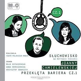 okładka Przeklęta bariera cz. 1audiobook | MP3 | Chmielewska Joanna