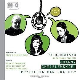 okładka Przeklęta bariera cz. 2audiobook   MP3   Chmielewska Joanna