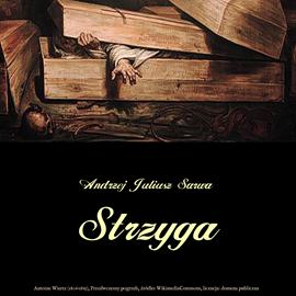 okładka Strzyga. Opowieści niesamowiteaudiobook | MP3 | Andrzej  Sarwa