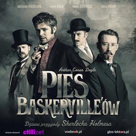 okładka Pies Baskerville'ów. Dziwne przygody Sherlocka Holmesaaudiobook | MP3 | Arthur Conan Doyle