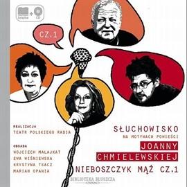 okładka (Nie)Boszczyk mąż cz. 1audiobook | MP3 | Chmielewska Joanna