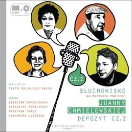 okładka Depozyt cz.2audiobook | MP3 | Chmielewska Joanna