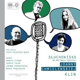 okładka Klinaudiobook | MP3 | Chmielewska Joanna