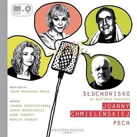 okładka Pechaudiobook | MP3 | Chmielewska Joanna