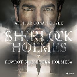 okładka Powrót Sherlocka Holmesa, Audiobook   Arthur Conan Doyle