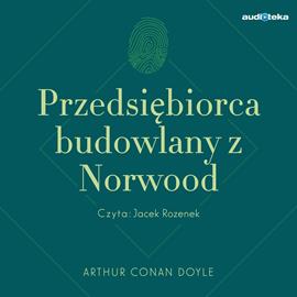okładka Przedsiębiorca budowlany z Norwoodaudiobook   MP3   Arthur Conan Doyle