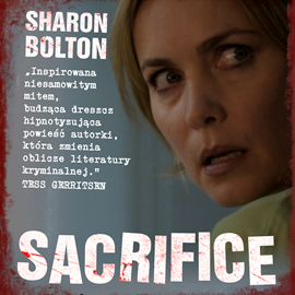 okładka Sacrificeaudiobook   MP3   Sharon Bolton