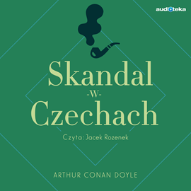 okładka Skandal w Czechachaudiobook   MP3   Arthur Conan Doyle