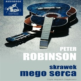 okładka Skrawek mego sercaaudiobook | MP3 | Peter  Robinson